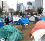 Edmonton's Tent City